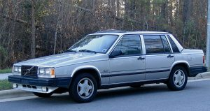 William Warner - 1986 Volvo 740 Turbo alt